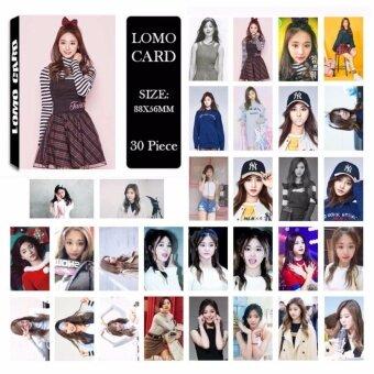 Twice Cheer Up Knock Knock TT Album Kpop LOMO Cards New FashionSelf Made Paper Photo Card