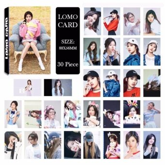 Cari Harga Youpop KPOP BTS Bangtan Boys WINGS JUNGKOOK Photo Album LOMO CardsSelf Made Paper Card