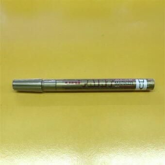 ประกาศขาย Uni ยูนิ ปากกาเพ้นท์ Paint หัวเล็ก สีทอง