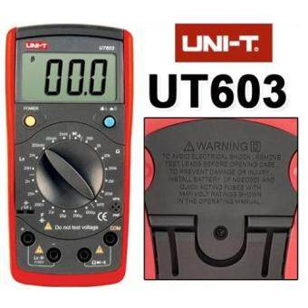 UNI-T ดิจิตอลมัลติมิเตอร์ UNI-T UT603