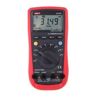 Harga UNI-T UT61E Modern Digital Multimeters - intl