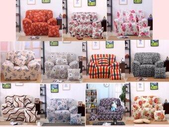 ต้องการขาย Universal Stretch Slipcover Sofa Covers Skid Washable 1 Seater Pillow Cover - intl