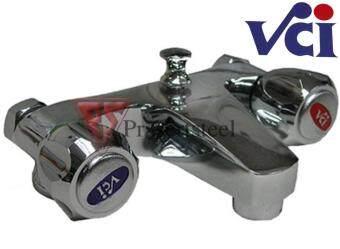 VCI ก๊อกผสมอ่างอาบน้ำ หัว ABS BM-12