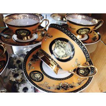 Harga ชุดชา VERSACE (BONE CHINA)