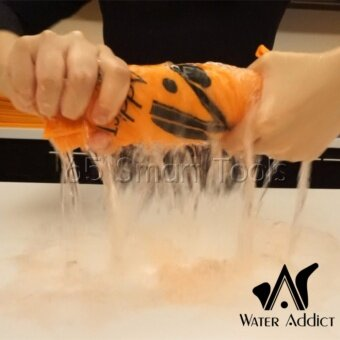 Water Addict ผ้าซับน้ำมหัศจรรย์ ขนาด 40×40 CM 1 ผืน