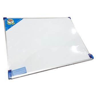 Whiteboard กระดาน ไวท์ บอร์ด แบบแขวน ติดผนัง (ขนาด 60x80ซม.)