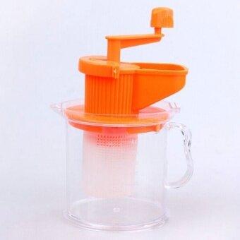 WI mini small household multifunctional manual juicer Soybean milkmachine hand juicer - intl