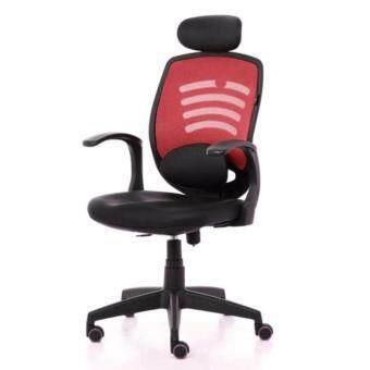 เก้าอี้เพื่อสุขภาพ เออร์โกเทรน รุ่น Wifi - 01RMP สีแดง