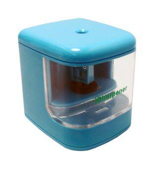 WINS เครื่องเหลาดินสอไฟฟ้า ใช้สาย USB (สีฟ้า)
