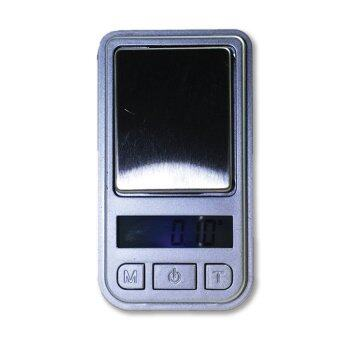 wipapha เครื่องชั่งดิจิตอลจิ๋ว จอ LED ขนาดพกพา 0.01~200g