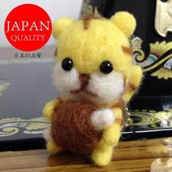 รีวิวพันทิป Wool Felt Kit (Tiger) เซ็ตทำตุ๊กตาใยขนแกะ