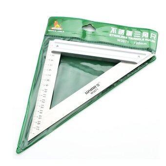 WYNN'Sฉากสามเหลี่ยมแสตนเลส180mm.