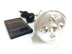 XML-Solar โคมไฟโซล่าเซลล์ ห้อยอเนกประสงค์ 5 LED