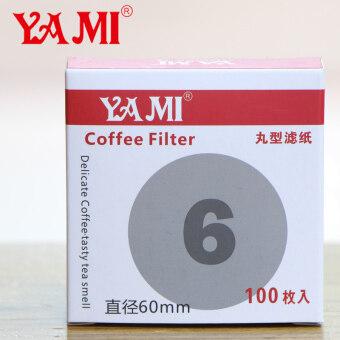 Yami 6mm100 ยาชนิดกระดาษกรอง Moka กระดาษกรอง
