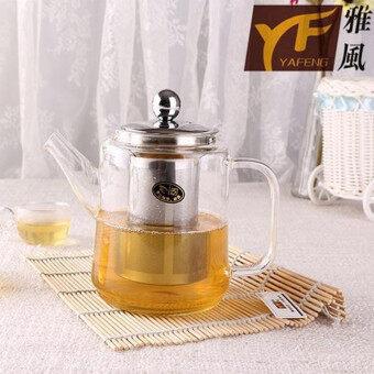 YAVON กรองสแตนเลสชาหม้อกาน้ำชา
