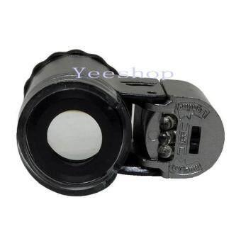 สนใจซื้อ Yeeshop แว่นขยาย Currency Detecting With LED Microscope 50XNO.9882A