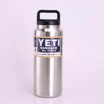 ประกาศขาย YETI กระบอกน้ำสุญญากาศเก็บร้อน-เย็น นาน 48 ชั่วโมง Rambler 36 oz. Bottle