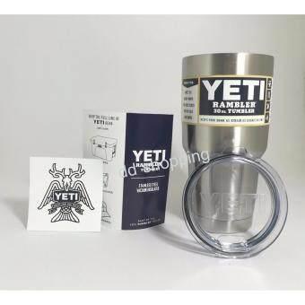 แก้วน้ำเก็บความเย็น YETI RAMBLER TUMBLER 30oz/900ml