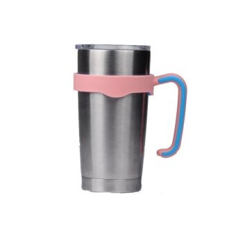 Yika 20 oz Lid Handle Straws For Yeti for Rambler TumblerReplacement Cup Holder - intl
