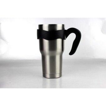Yika 20 oz Lid Handle Straws For Yeti for Rambler TumblerReplacement Cup Holder - intl