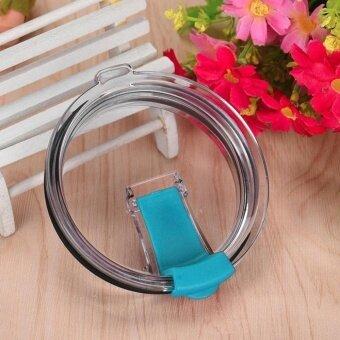 Yika 30 oz Lid Handle Straws For Yeti for Rambler TumblerReplacement Cup Holder - intl