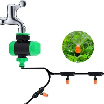 YOSOO-2 Hours Automatic Watering Timer Hose Sprinkler IrrigationController Garden Supply - intl