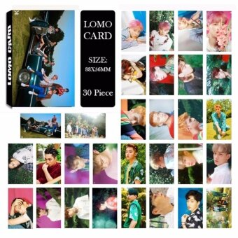 Youpop KPOP EXO 4th THE WAR KOKOBOP Album LOMO Cards K-POP NewFashion Self Made Paper Photo Card HD Photocard LK499 - intl