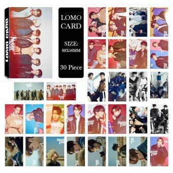 Harga Youpop KPOP GOT7 Shopping Mall Never Ever Album LOMO Cards K-POPNew Fashion Self Made Paper Photo Card HD Photocard LK463 - intl