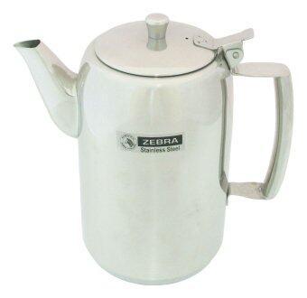 Zebra กาน้ำชา 2.5 ลิตร ไม่มีขา