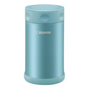 จัดโปรโมชั่น Zojirushi Food Jars / กระติกอาหารสูญญากาศเก็บความร้อน / เย็น รุ่นSW-FCE75 AB (สีฟ้า)