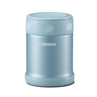 Zojirushi ภาชนะบรรจุอาหารสุญญากาศ SW-EAE50-AB 0.5 ลิตร - สีฟ้า AquaBlue