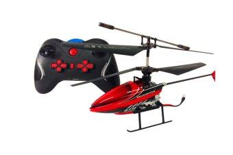 Wisher Toys Helicopter 4CH - Red