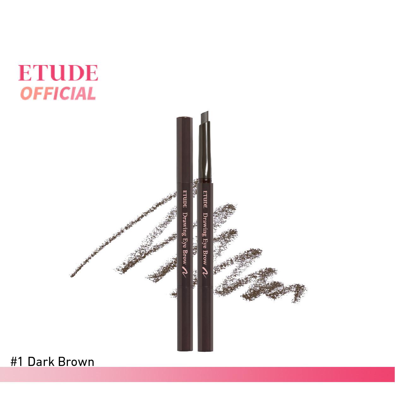 ETUDE Drawing Eye Brow (0.25 g จำนวน 1 ชิ้น) อีทูดี้ ดินสอเขียนคิ้ว