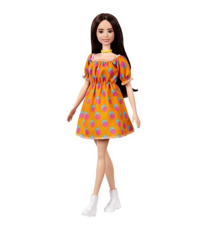 Barbie Fashionistas Doll ตุ๊กตา บาร์บี้ แฟชั้่นนิสต้า 2021 ของเล่นเด็ก FBR37