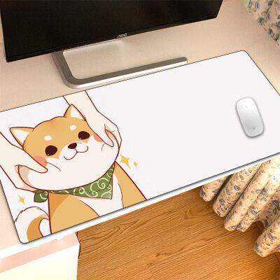 [พร้อมส่ง] แผ่นรองเมาส์ ลายน่ารัก แผ่นใหญ่ Mouse Pad แผ่นรองเม้าส์ กันลื่น แผ่นรองเม้า ซักได้ แผ่นรองเมาส์ ทนทาน