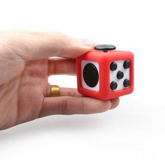10 pcs fidget cube  ?Vitality orange - intl