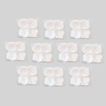 100pcs Rose Petals Simulation Wedding Party Table Supplies Confetti Decorations - intl