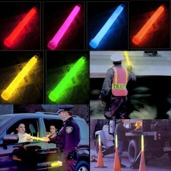 10pcs 6inch Glow Sticks Party Camping Emergency Fluorescent - intl - 3