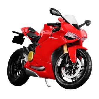 Harga 1:18 Scale Maisto DUCATI 1199 Panigale Motorbike Race Cars MiniMotorcycle Vehicle Models Office Toys Gifts for Kids