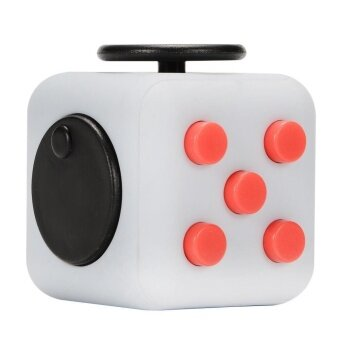 15 pcs Decompression cube  anti anxiety  decompression dice  decompression cube  vent artifact  cube toysNumber 5  Bai Meihong - intl