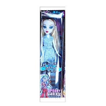 23cm Halloween Doll Princess Tricks Ghost Face Pranks Festival For Funny Gifts - intl