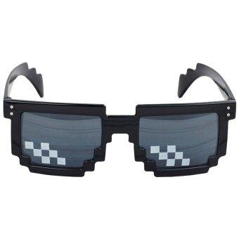 นิเมชั่นโจวเปี่ยนโหลดเล่นรหัสพิกเซลแว่นตากันแดด 2D Word