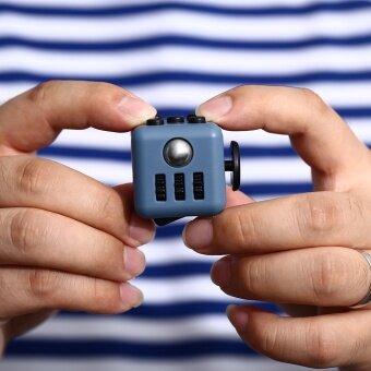 3 pcs Spot Fidget anti anxiety cube  FRET box  relieve pressure  decompression cube  decompression artifact  toy batch2# black and white - intl