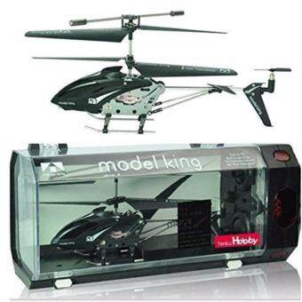 3.5 Channel 2.4G Infra Remote Radio Control RC Mini King Helicopter