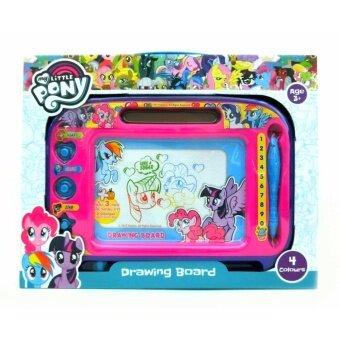 ของเล่น กระดานวาดเขียน 4 สี My Little Pony