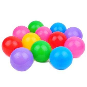 50pc Kids Baby Colorful Soft Play Balls Toy for Ball Pit Swim PitBall Pool