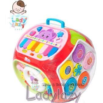 ladylazyของเล่นกล่องดนตรีน้องเป่าเปา 7 in 1 No.SK003