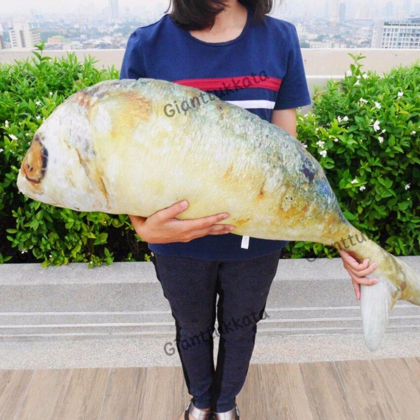 หมอนปลาทู นึ่ง90 เซนติมเตร