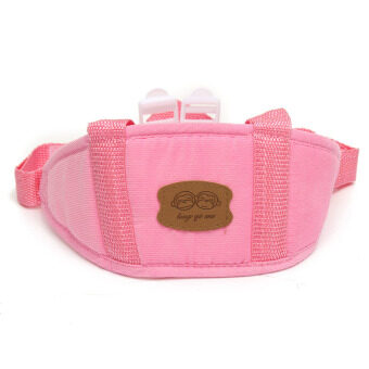 Harga Adjustable Baby Toddler Walking Wings Belt Safety Harness StrapAssistant Walker Pink (Intl)