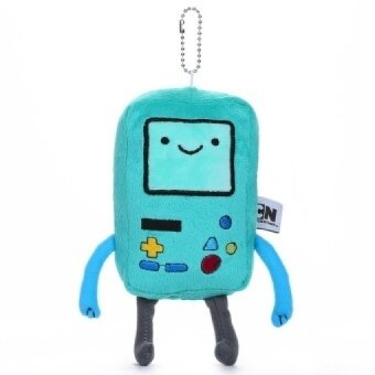 Adventure Time BMO Plush Toy Soft Stuffed Doll Beemo BMO Adventure Time Plush Toy Stuffed Animals Toys Doll Gifts for Kids 18CM - intl